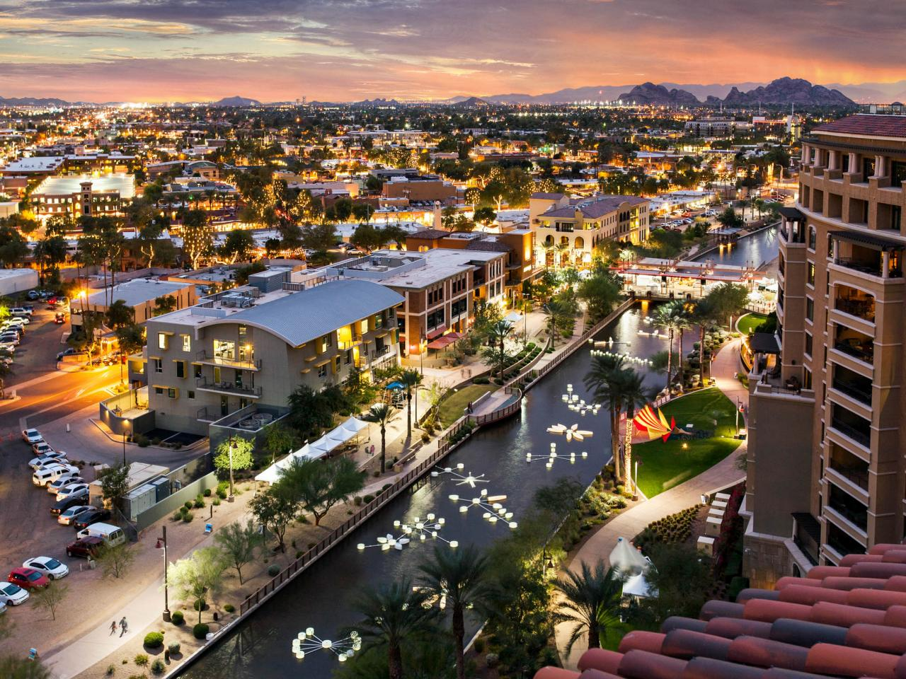 Downtown Scottsdale, AZ